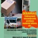 SER Société Ecologique de Recyclage , debarras
